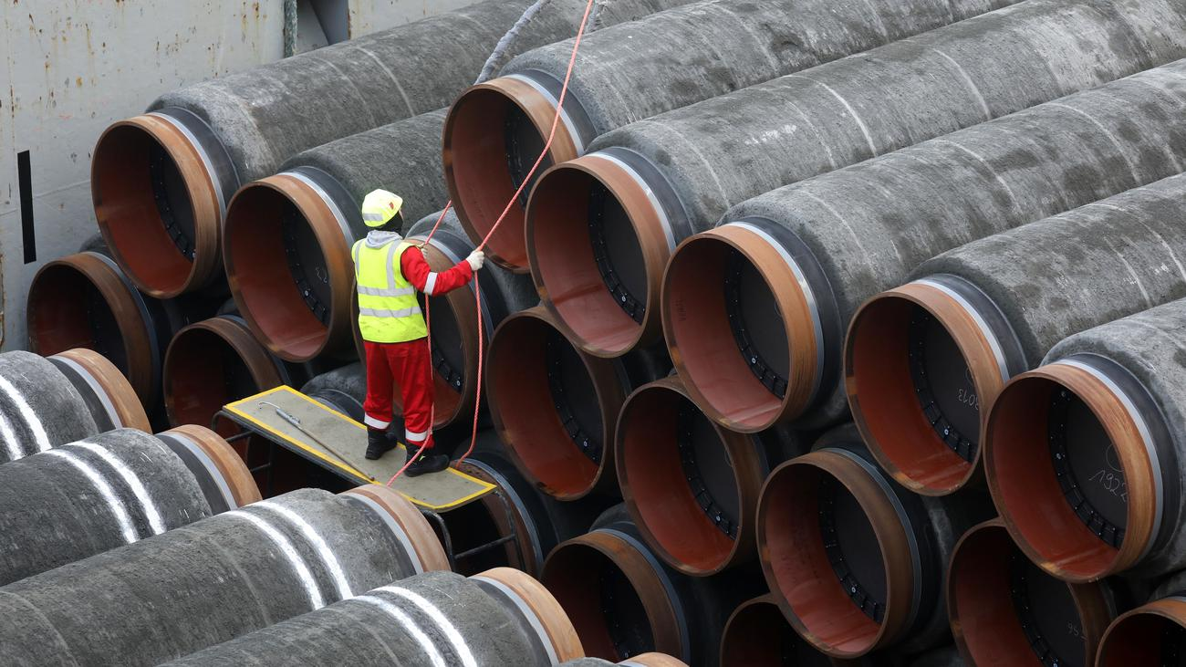 Nord Stream 2: EU agrees on rules for Baltic Sea pipeline