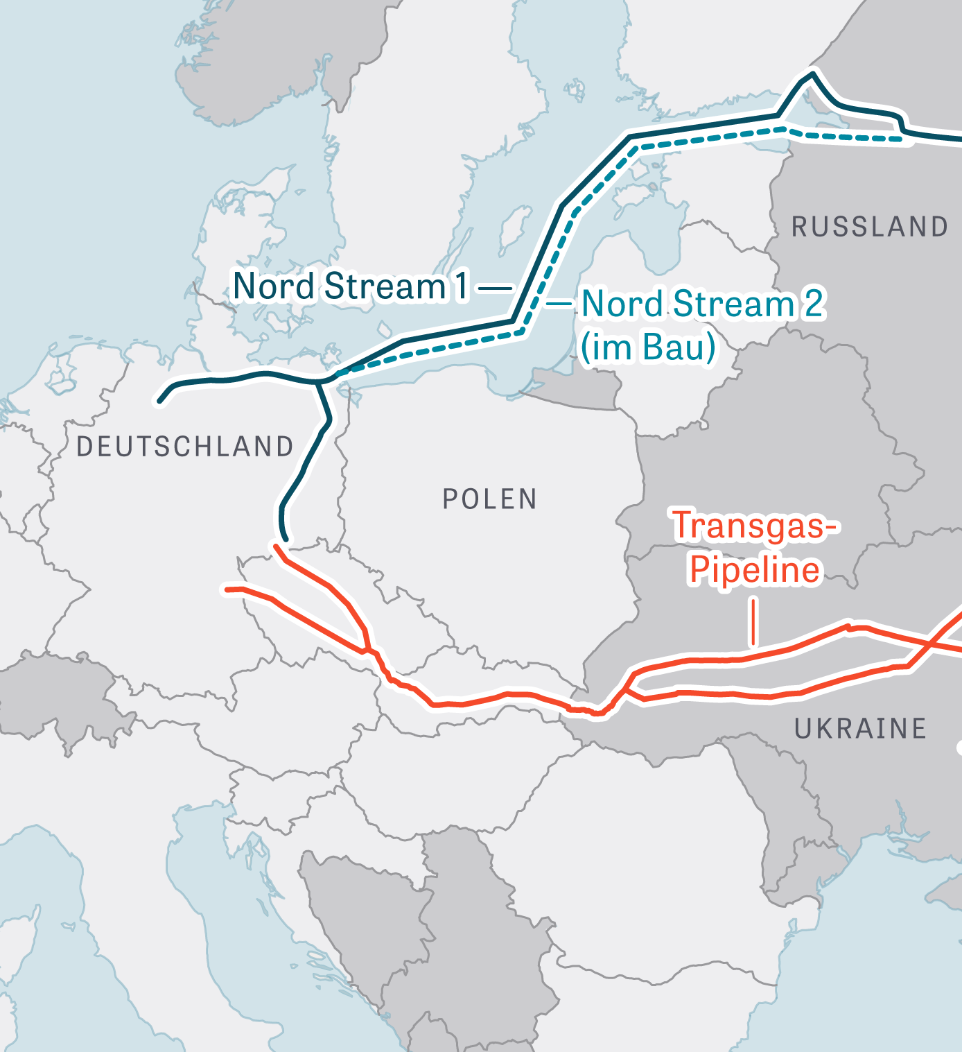 Nord Stream 2 Karte.Nord Stream 2 Eu Staaten Einigen Sich Im Gasstreit Zeit