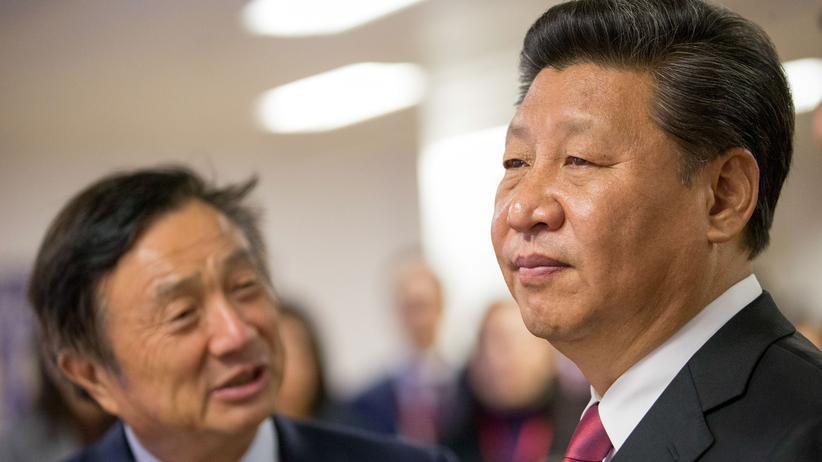 Ren Zhengfei: Huawei-Gründer nennt Verhaftung seiner Tochter politisch motiviert