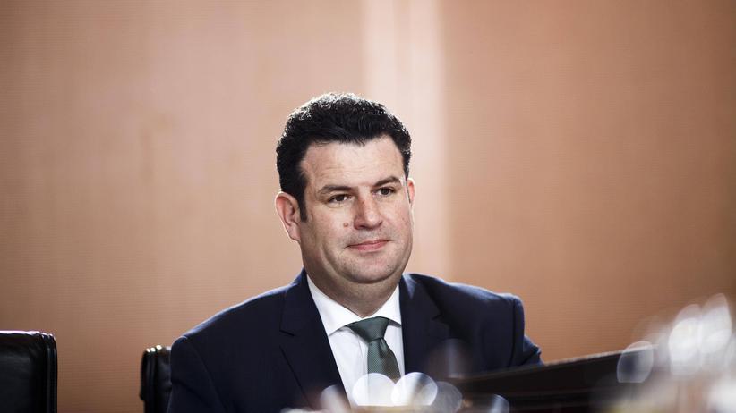 Rentenpolitik: Bundesarbeitsminister Hubertus Heil (SPD)