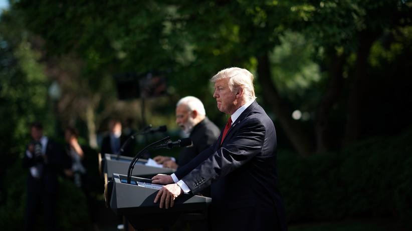 Handelspolitik: Trump droht Indien und der Türkei mit Entzug von Zollvergünstigungen