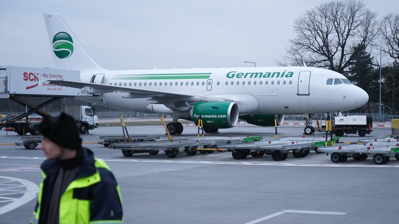 Insolvente Fluggesellschaft: Rettung von Germania gescheitert