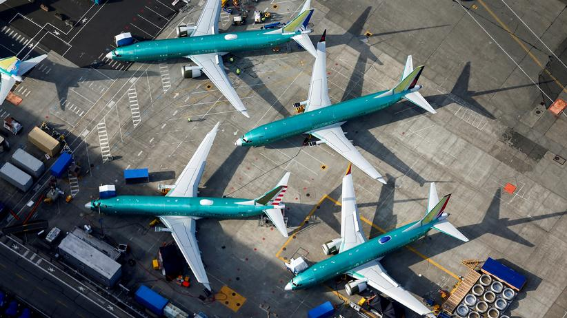 Flugzeugabstürze: Boeing räumt weiteres Softwareproblem ein