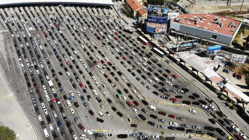 Grenze USA-Mexiko: Grenze dicht, Preise rauf