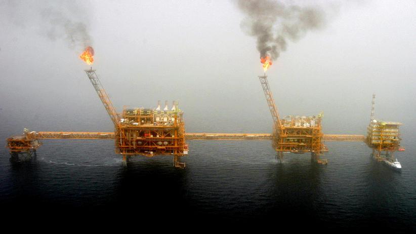 US-Sanktionen: Öl als Waffe