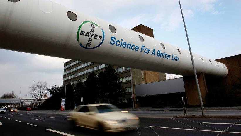 Pharmakonzern: Bayer streicht 4.500 Arbeitsplätze in Deutschland