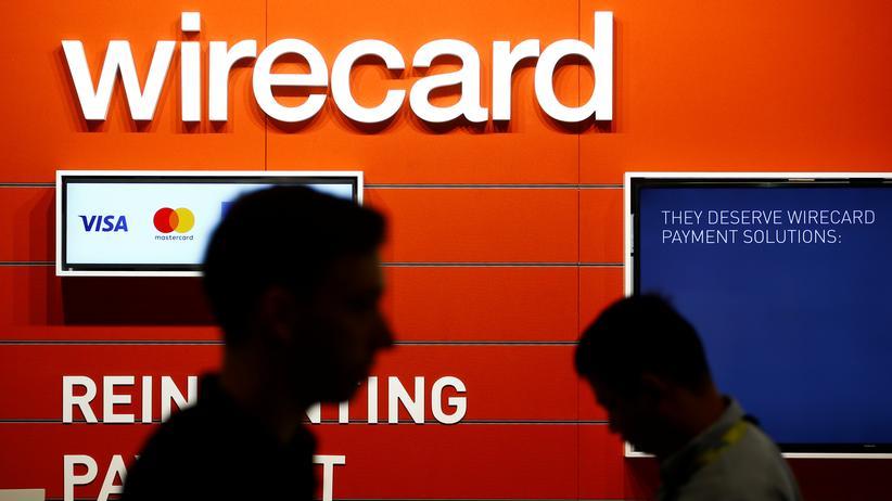 Wirecard: Ein Wirecard-Stand auf der Computerspielmesse Gamescom in Köln