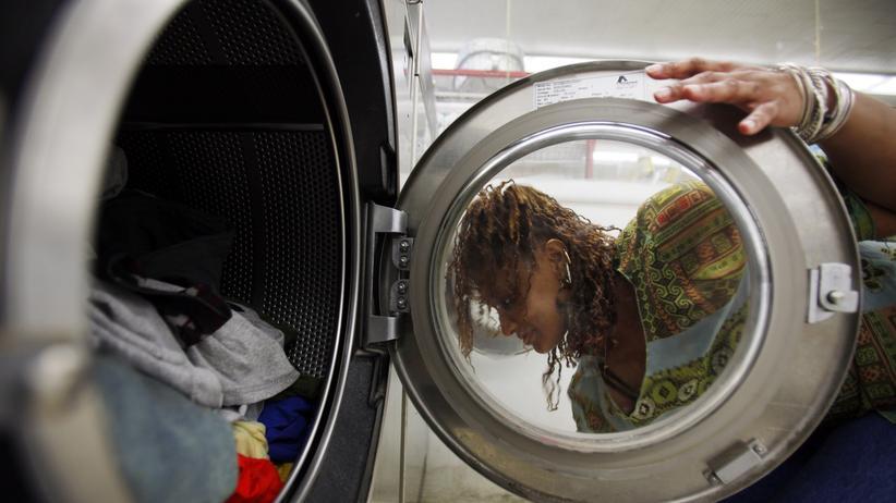 Handelskonflikt: Die Preise für Waschmaschinen in den USA sind zuletzt stark gestiegen.