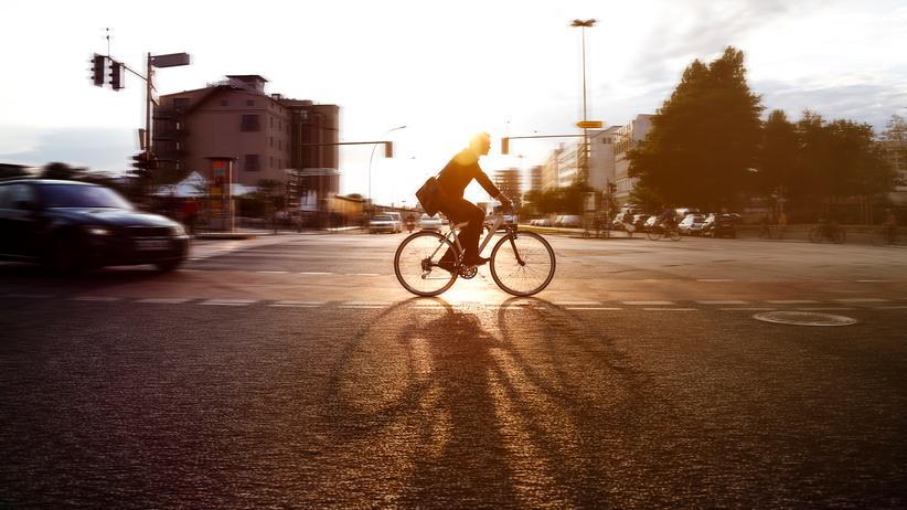 Klimapolitik: Umweltfreundliches Fortbewegungsmittel: das Fahrrad.