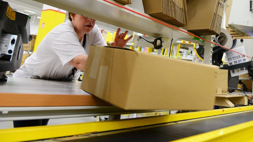 EuGH: Ein Paket auf dem Weg zum Verbraucher