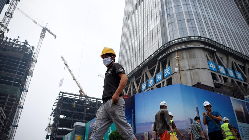 China: Pekings Furcht vor den Schulden
