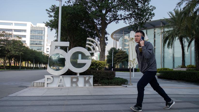 Huawei: Donald Trump verbietet Nutzung riskanter Telekommunikationstechnik