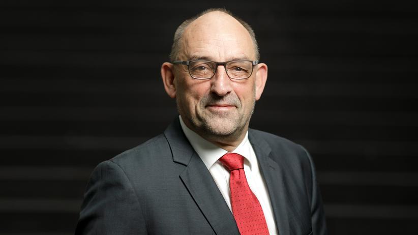 Detlef Scheele: Der Chef der Bundesagentur für Arbeit, Detlef Scheele