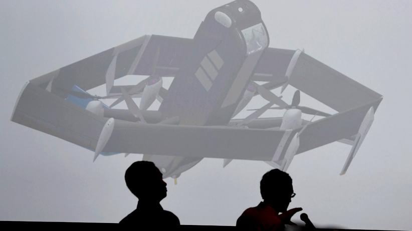 Prime Air: Amazon will erste Pakete mit Drohnen ausliefern