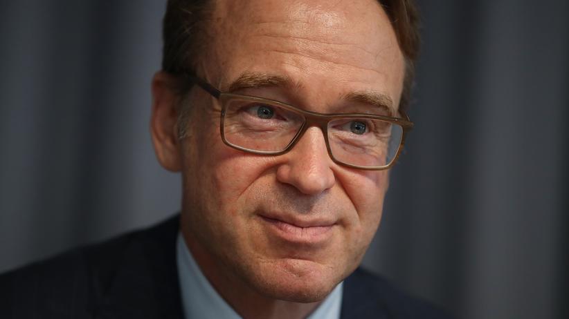 Jens Weidmann: Der Euro-Spagat