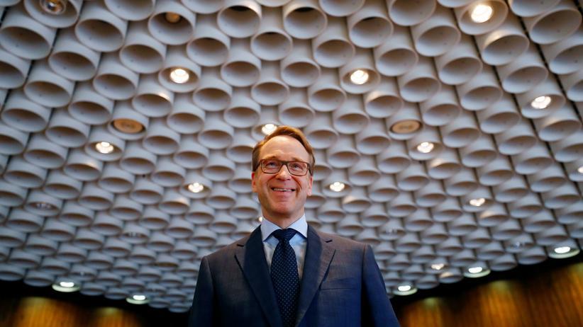 Europäische Zentralbank: Bundesbankpräsident Jens Weidmann