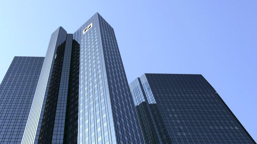 Frankfurt: Deutsche Bank soll Bad Bank planen