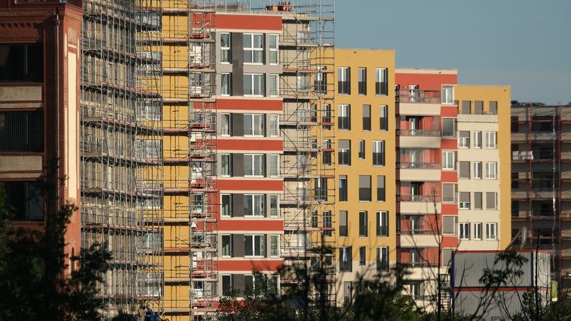 Mietendeckel: Neubauten in Berlin-Mitte