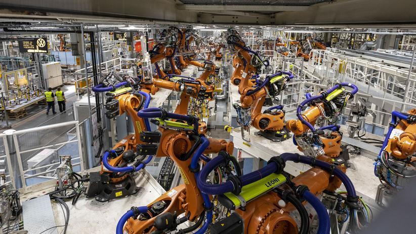 Automatisierung: Die Zwickauer Wende