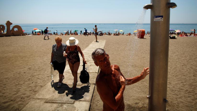 Deutsche Rentenversicherung: Rentenbescheid an die Costa del Sol