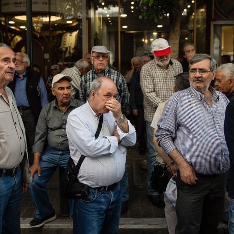 Griechenland-Krise: Der Zorn der Reformierten