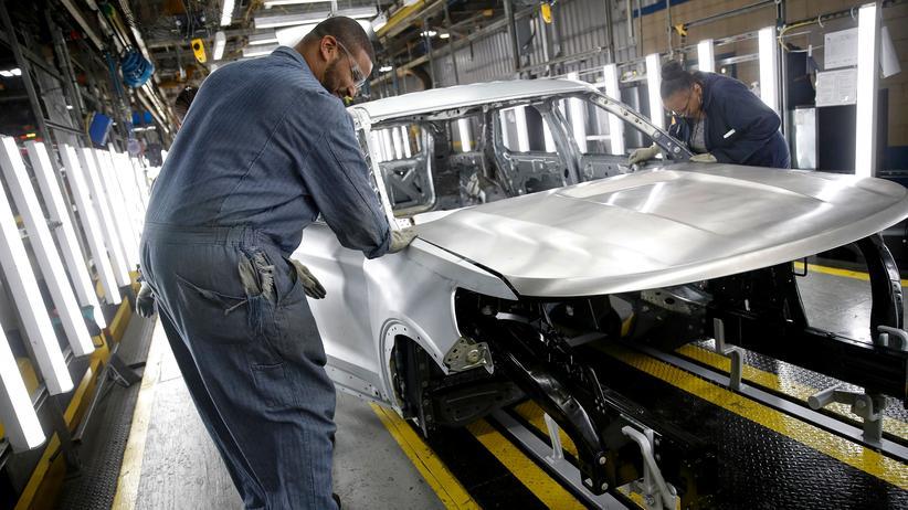 Handelsstreit: EU bietet Abschaffung von Zöllen auf US-Autos an
