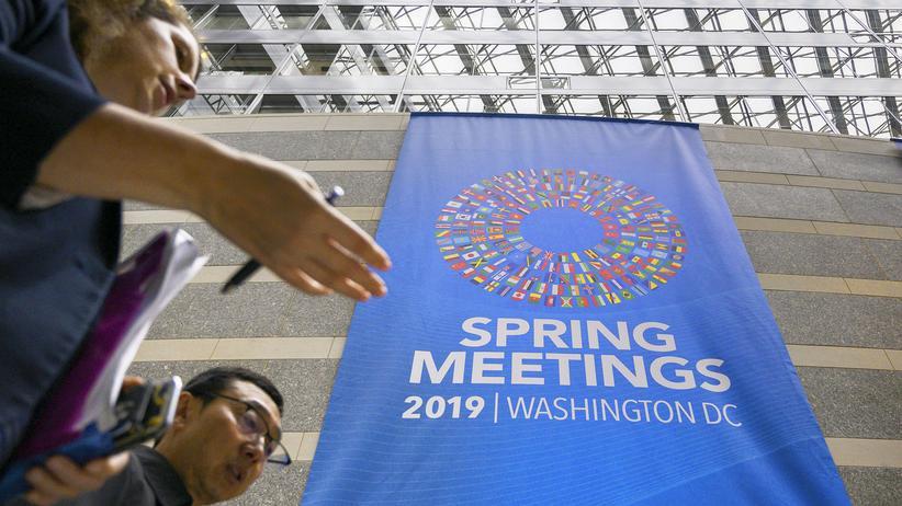 Internationaler Währungsfonds: Lasst Nichteuropäern den Vortritt