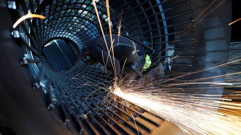 Maschinenbau: Es ruckelt schon