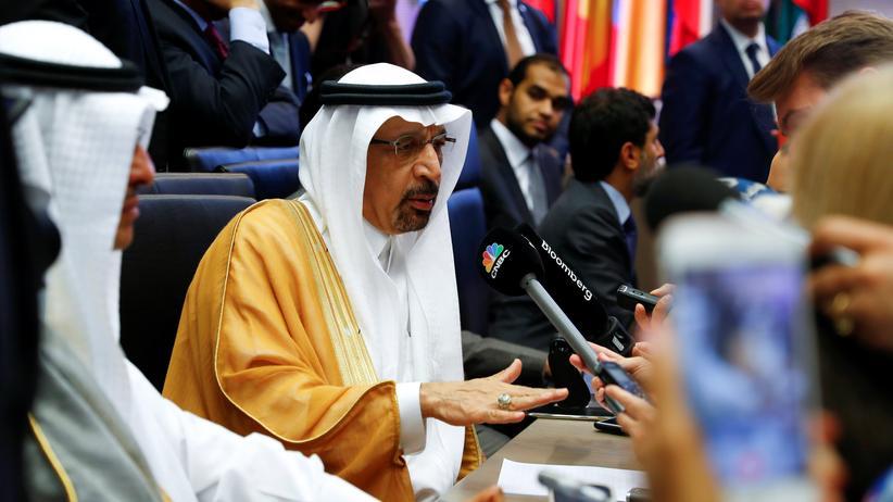 Erdölförderung: Weltweite Ölproduktion soll weiterhin gebremst werden