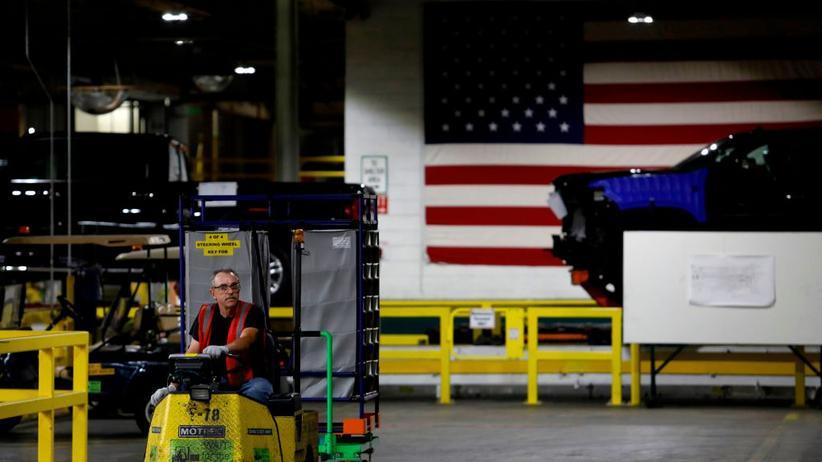 USA: 121 Monate lang Wachstum