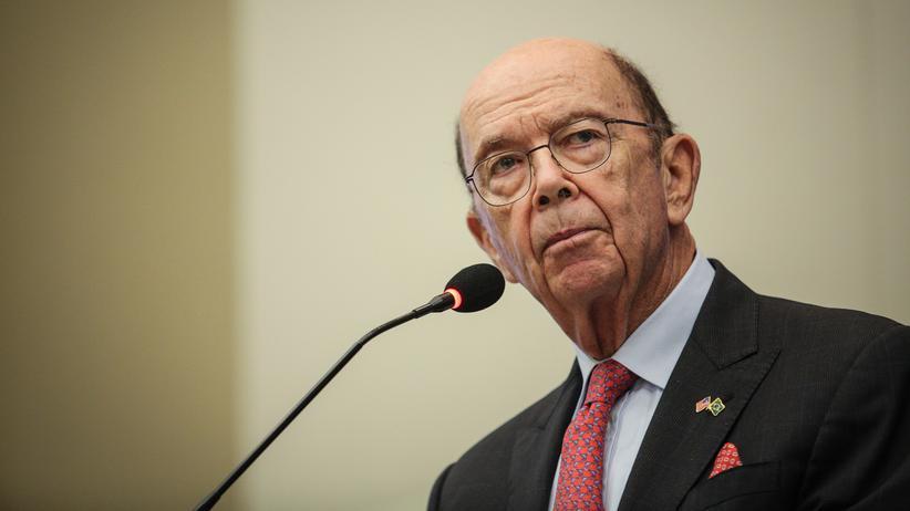 Handelsstreit: Der US-Handelsminister Wilbur Ross hat angekündigt: Es gibt einen Aufschub für Huawei.