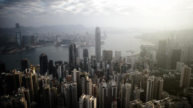 Hongkong: Kein Tor zur Welt mehr