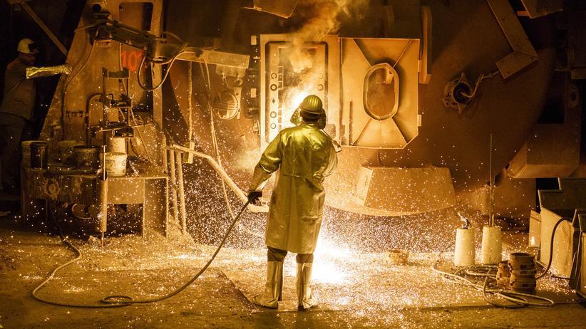 Konjunktur: Bundeskanzleramt rechnet offenbar mit Rezession