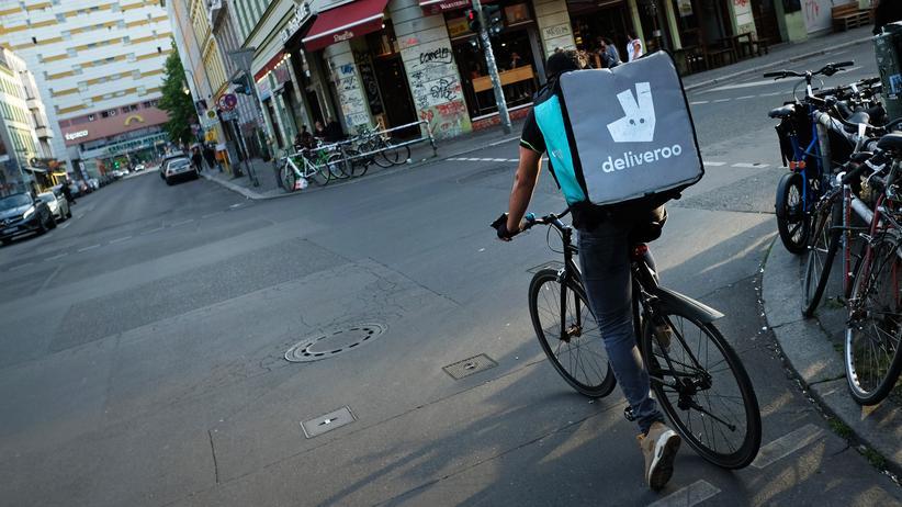 Lieferdienst: Deliveroo mit Hauptsitz in London wurde 2013 gegründet und ist nach dem Ausstieg in Deutschland noch in 13 Ländern aktiv.