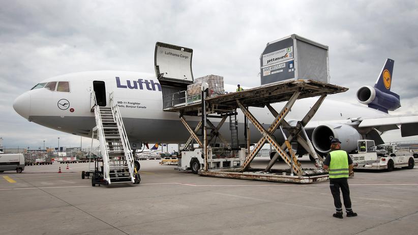 Luftfrachtkartell: Bahn und Lufthansa einigen sich auf Vergleichszahlung
