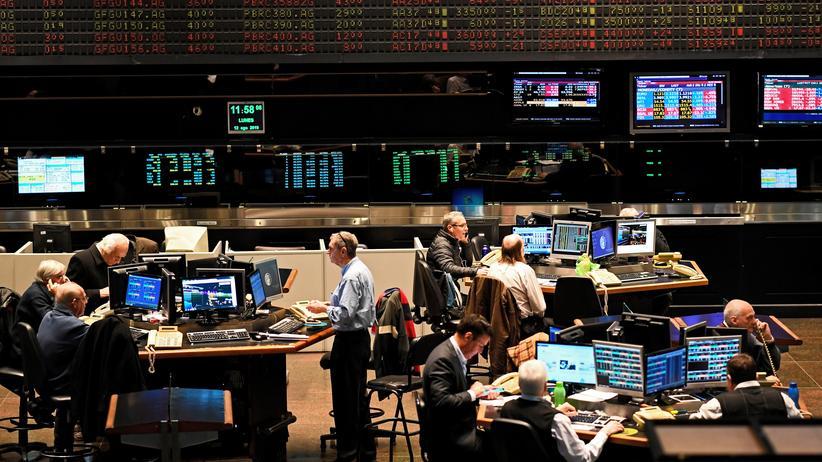 Peso: Argentinische Börsenkurse brechen nach Präsidentschaftsvorwahl ein