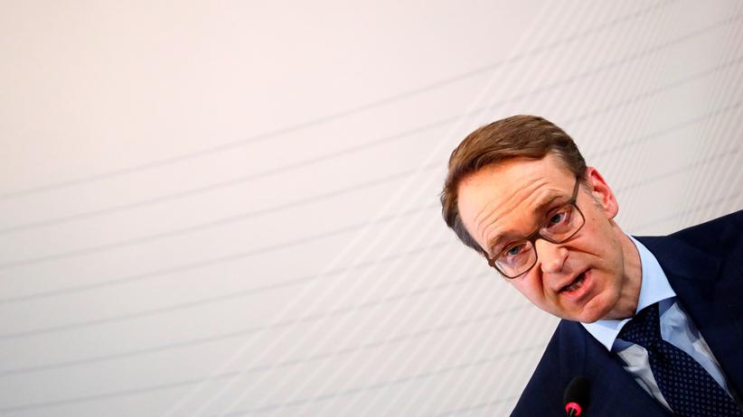 Anleihekäufe: Jens Weidmann kritisiert EZB-Entscheidung zu Staatsanleihen