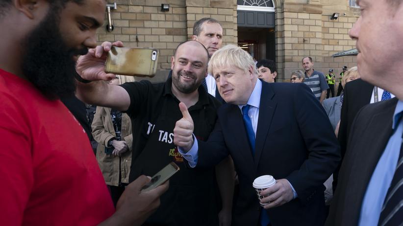 """Brexit: """"Boris Johnson hetzt die Menschen gegeneinander auf"""""""