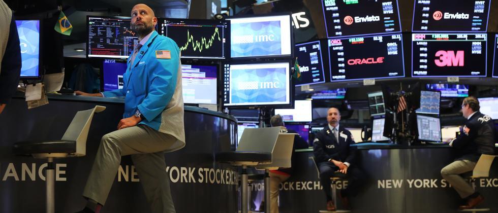 Konjunktur: OECD erwartet schwächstes Wachstum seit Finanzkrise