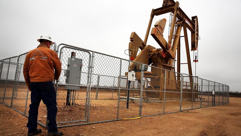 """Ölmarkt: """"Die USA schwimmen in Öl"""""""