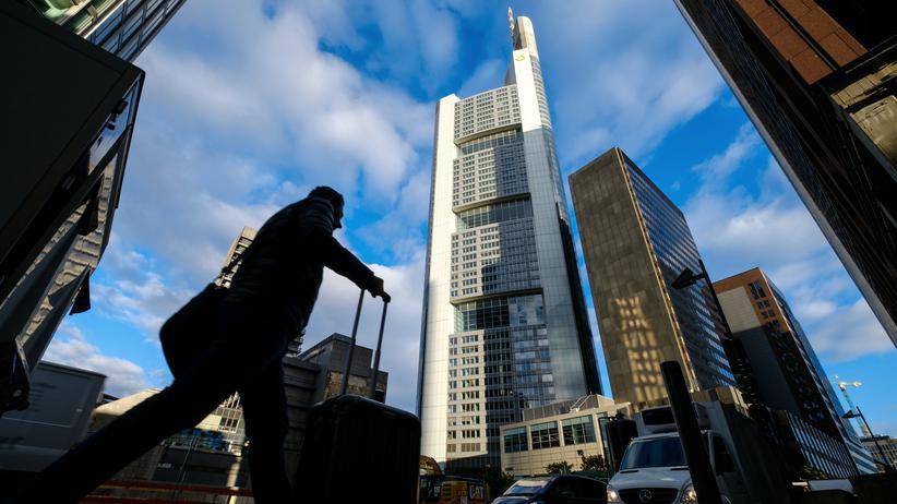 Razzia: Durchsuchungen bei Commerzbank wegen Cum-Ex-Geschäften