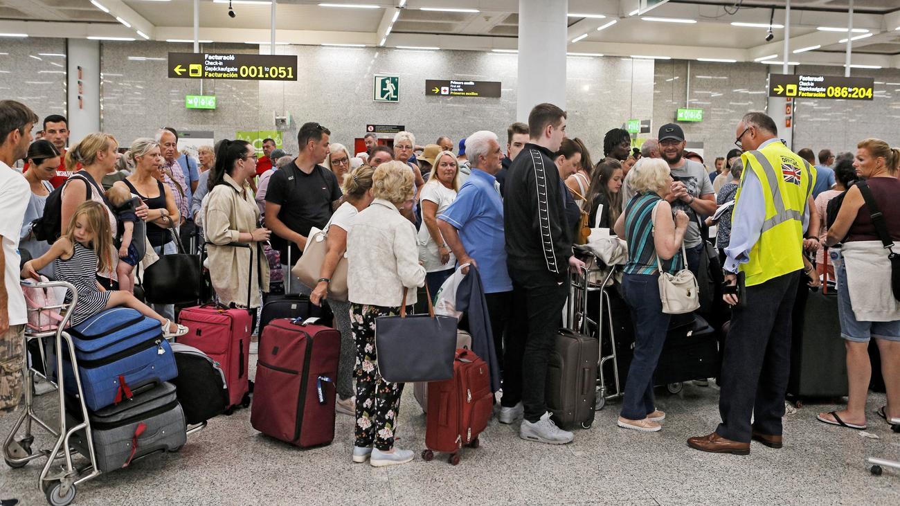 Tourismus: Gewerkschaft gibt Regierung Schuld an Insolvenz von Thomas Cook