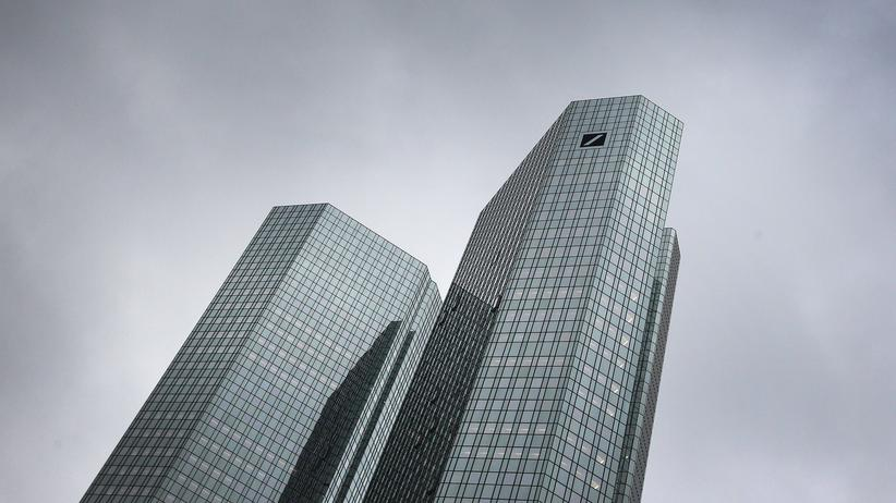 Finanzbranche: Deutsche Bank will laut Medien 9.000 Stellen in Deutschland streichen