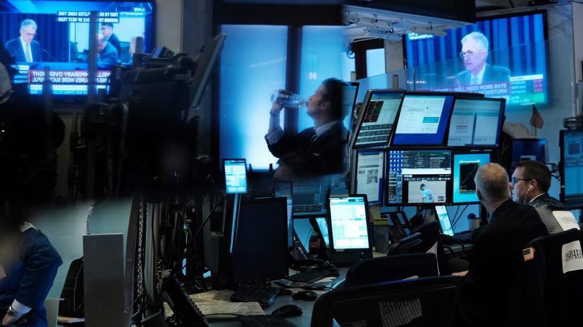 US-Notenbank: Wenn ein Kurzschluss durchs Finanzsystem zuckt