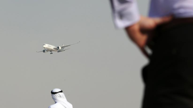 A350: Emirates bestellt 50 Airbus-Langstreckenjets