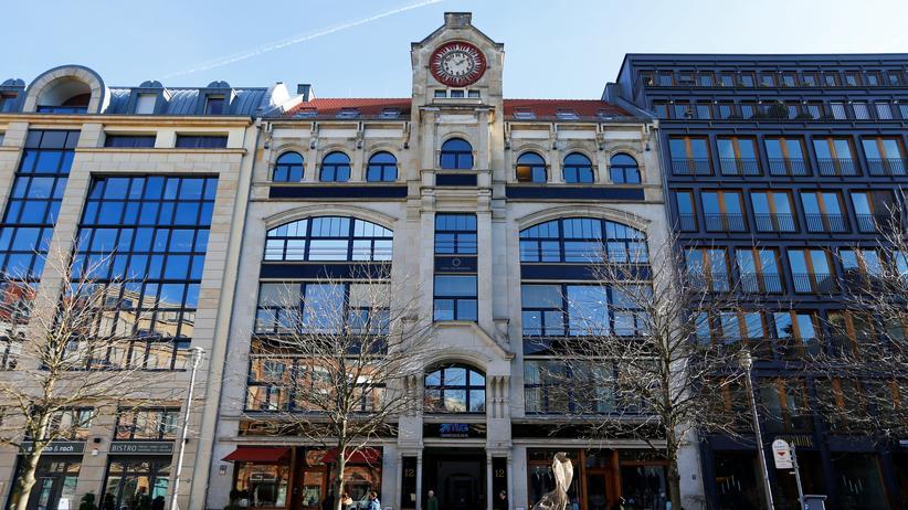Aroundtown und TLG: Hauptsitz des Immobilienkonzerns TLG in Berlin