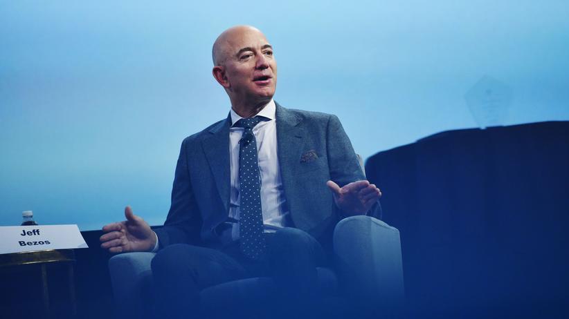 Milliardärsreport: Amazon-Chef Jeff Bezos gilt als reichster Mann der Welt.