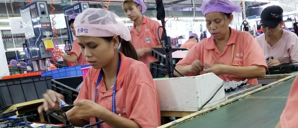 Spielzeug aus China: Verdeckte Ermittler berichten von miserablen Arbeitsbedingungen