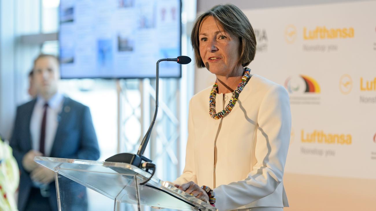 Bettina Volkens: Lufthansa trennt sich nach Ufo-Streiks von Arbeitsdirektorin