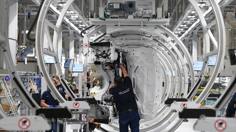 BMW-Werk in Mexiko: Am Highway des Freihandels mitverdienen